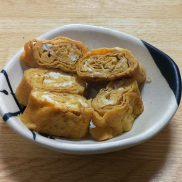 Tamago-Yaki(Japanese Baked eggs) | simple recipes in Japanese cooking